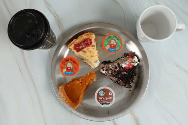 Award Winning Sweet Potato Pie (Slice)