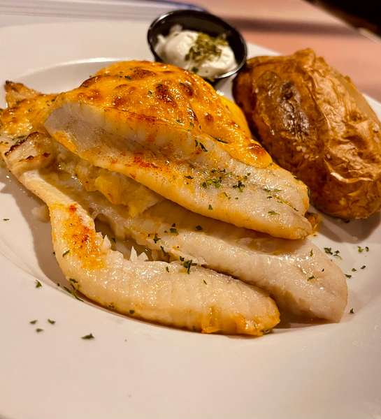Stuffed Flounder