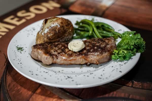 Angus New York Strip Steak