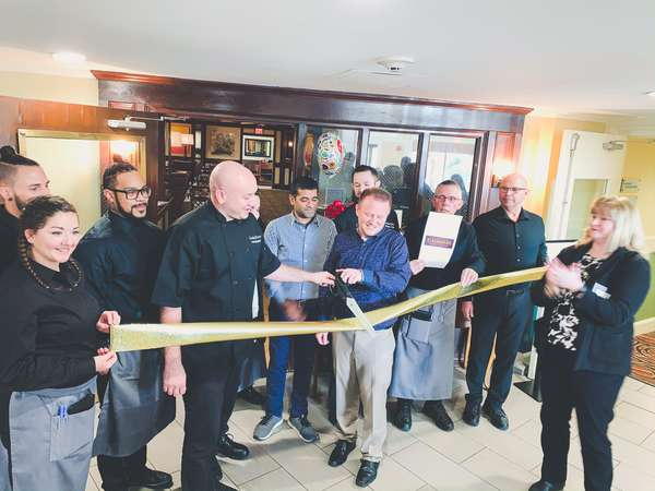 Official Ribbon Cutting At Our Grand Opening