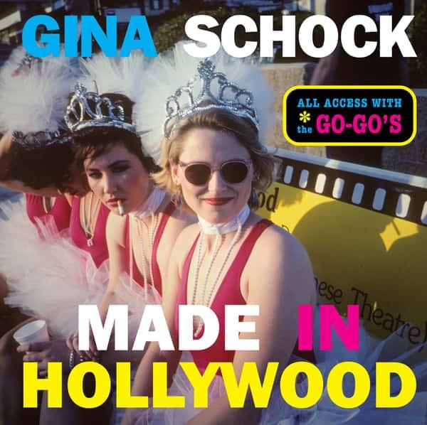 Go-Go's Gina Schock