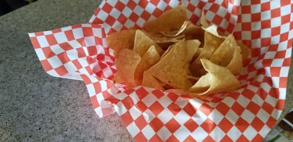 Bag of Tortilla Chips