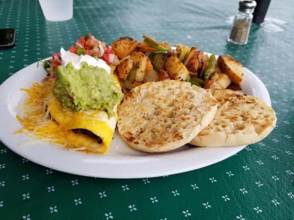 El Mexicano Omelette