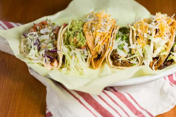 Soft or Crispy Taco- choose one