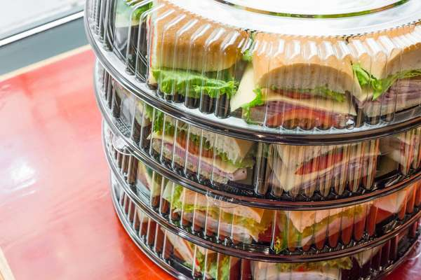 catered sandwiches