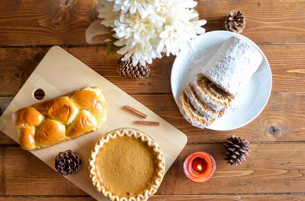 thanksgiving pastry