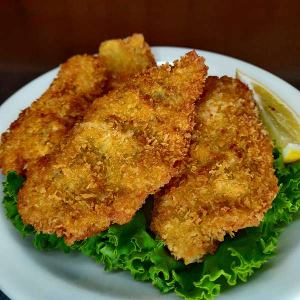 Fried Oysters (5)