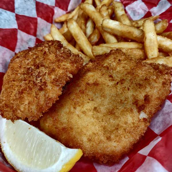 Cod Fish and Chip