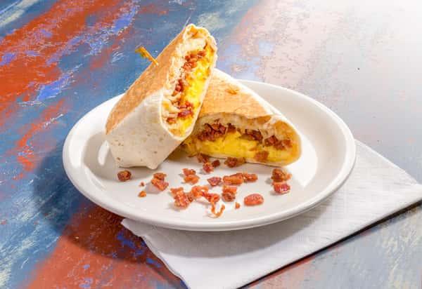 Tower Rock Breakfast Wrap