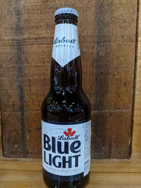 Labatt Blue and Blue Light