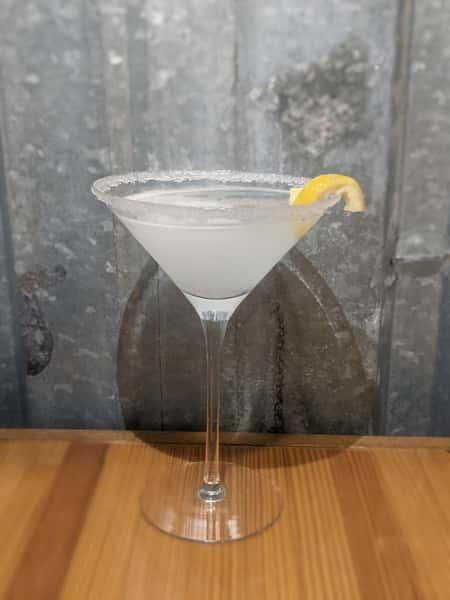 Lemon drop martin