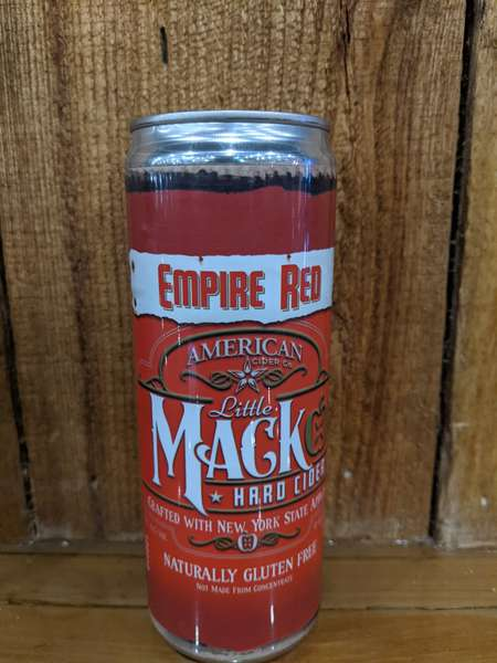 Aurora Cider House Empire Red
