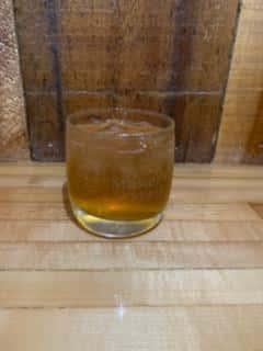 Honeyed Old Fashioned