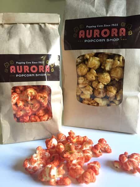 Aurora Theater Popcorn