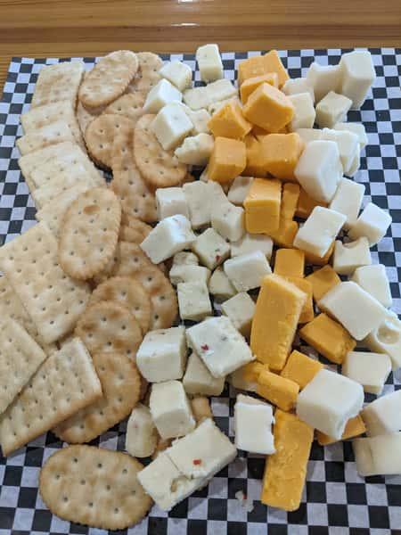 Cheese & Crackers Platter