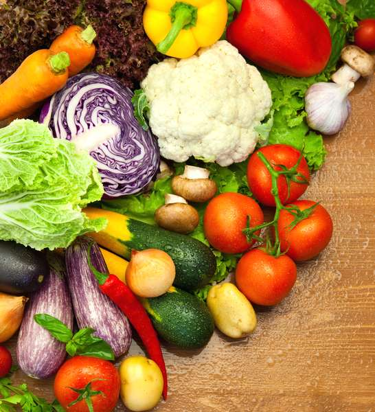Garden Vegetables Bundle
