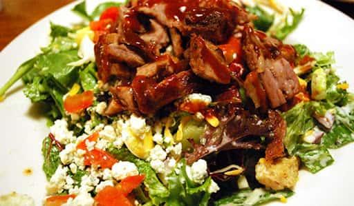 Roasted Beef Brisket Salad