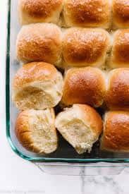 Freshly Baked Dinner Roll