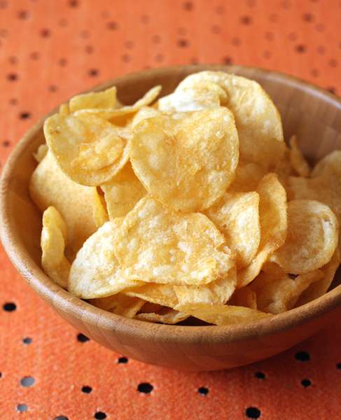 Side Potato chips