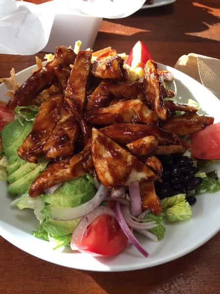 BBQ Salad Bowl