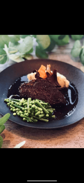 Slow Cooked Stick Beef