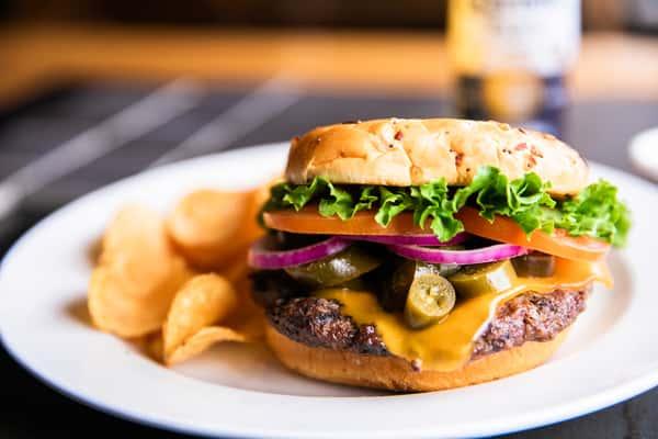 Fuego Burger