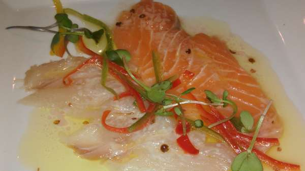 sashimi duet