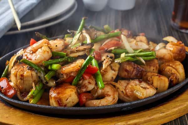 Shanghai Shrimp & Scallops