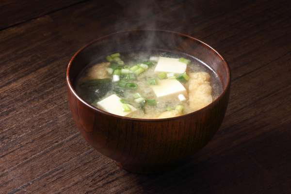 Free Miso Soup every Monday in July & August