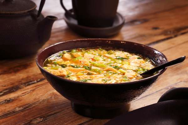 Long Life Chicken & Rice Soup