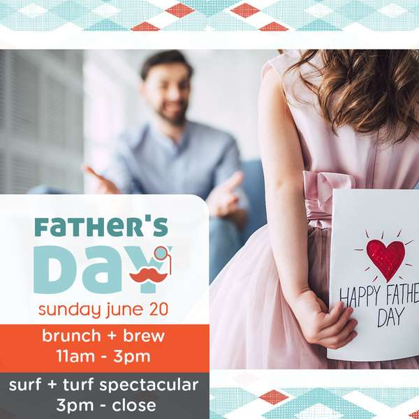 Celebrate Father's Day at Ling & Louie's