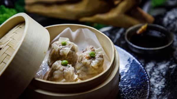 Pork & Shrimp Shumai