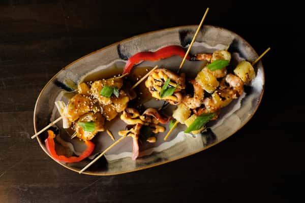 Skewers (Chicken_Shrimp_Squid)