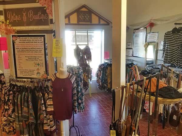 interior boutique