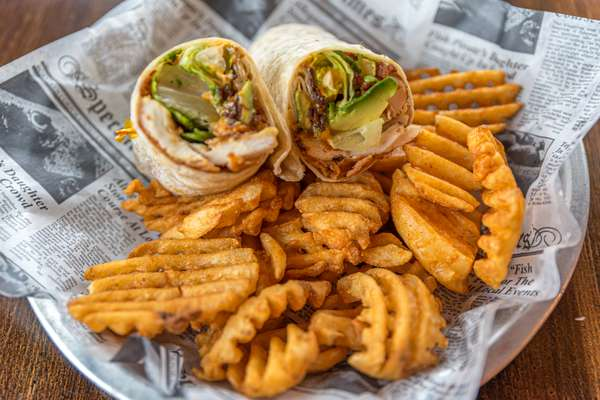 Cali Chicken Wrap