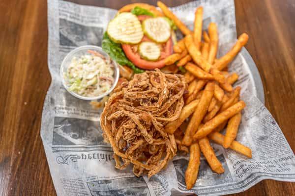 Downtown Burger*