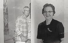 couple black and white image