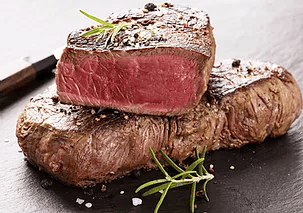 Grilled Certified Angus Flat Iron Steak