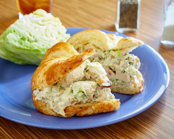 Chicken Salad on Croissant