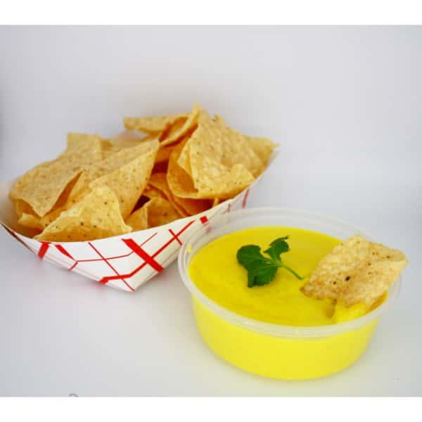 Chips con Queso