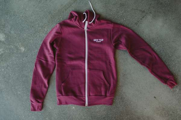 Zip Up Hoodies Small
