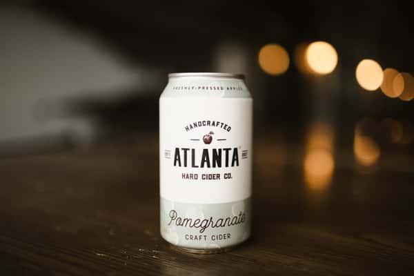 Atlanta Hard Cider-Pomegranate