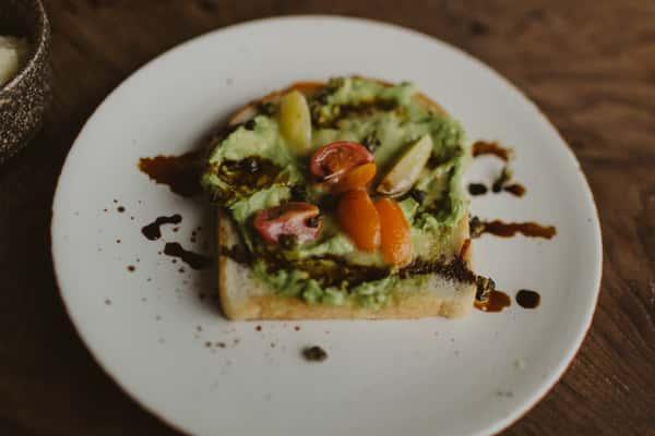 Bougie Avocado Toast
