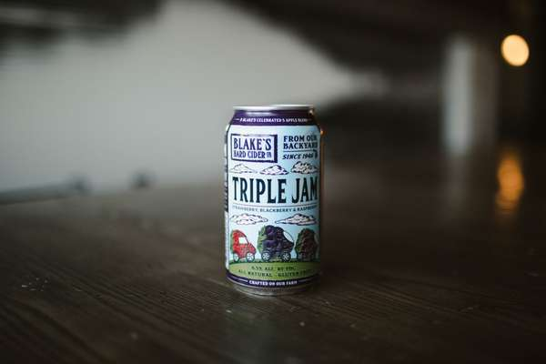 Blake's Triple Jam