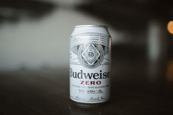 Bud Zero (non-alcoholic)