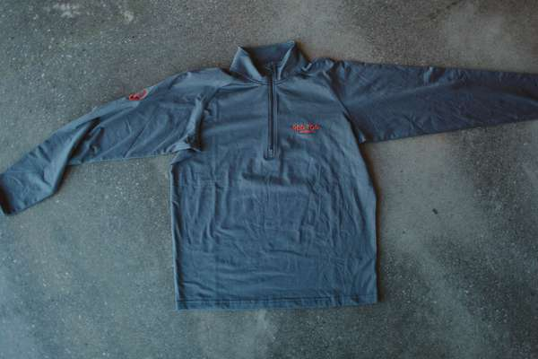 Quarter Zip Pullover Men's Small