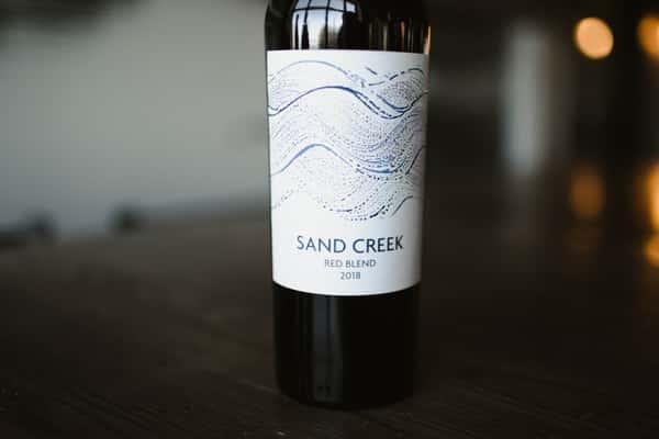 Sand Creek Red Blend (Portugal)