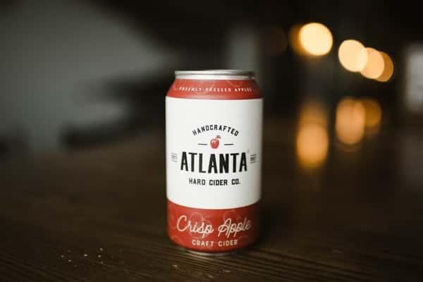 Atlanta Hard Cider-Crisp Apple