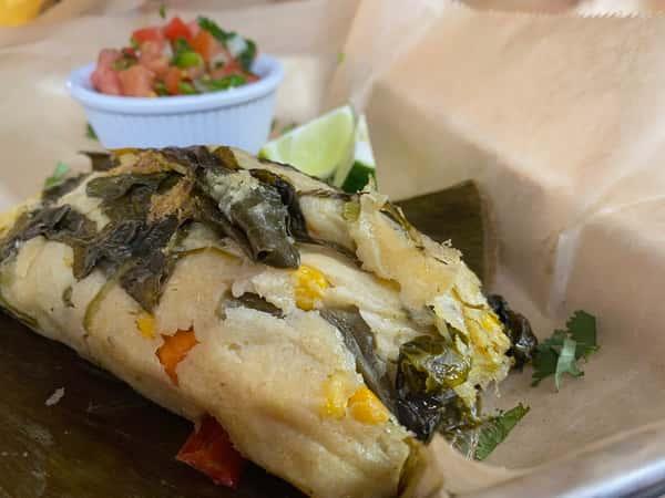 Vegetable Tamale