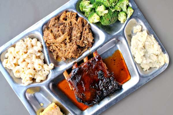 Cable TV Dinner